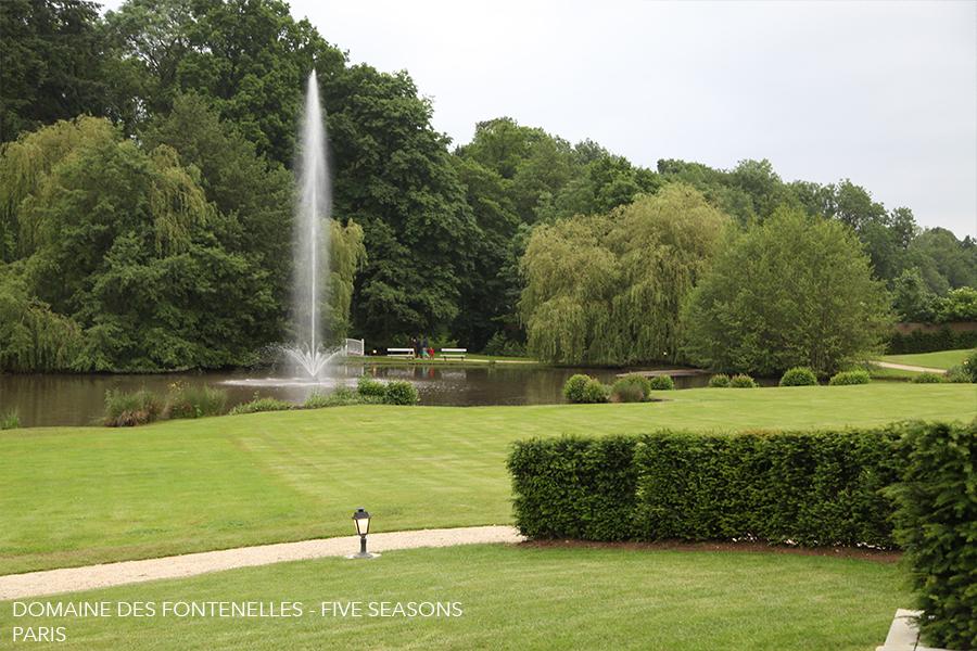 Domaine Des Fontenelles - Paris - Wedding