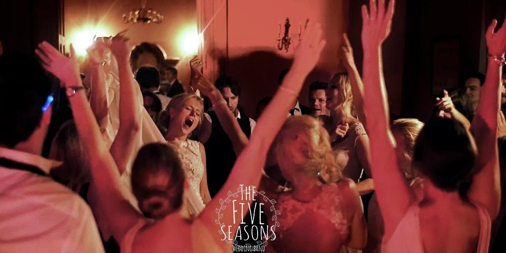 orchestre live - five seasons wedding band