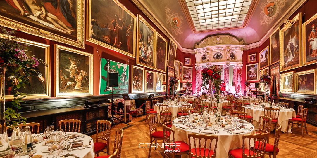 Chateau de Chantilly mariage - Five seasons orchestre pour mariage  - salle de soirée