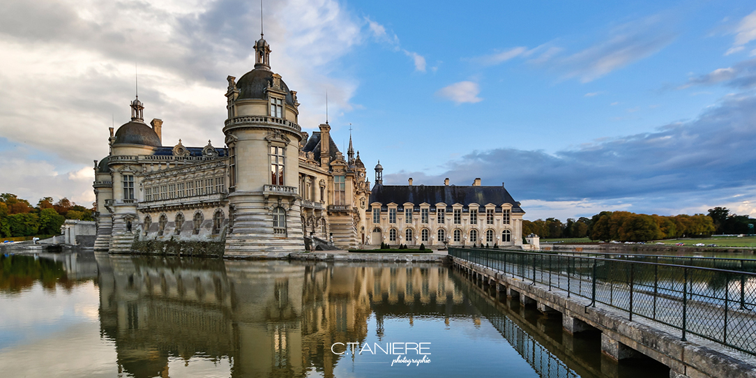 Chateau de Chantilly mariage  - Five seasons live band  for wedding