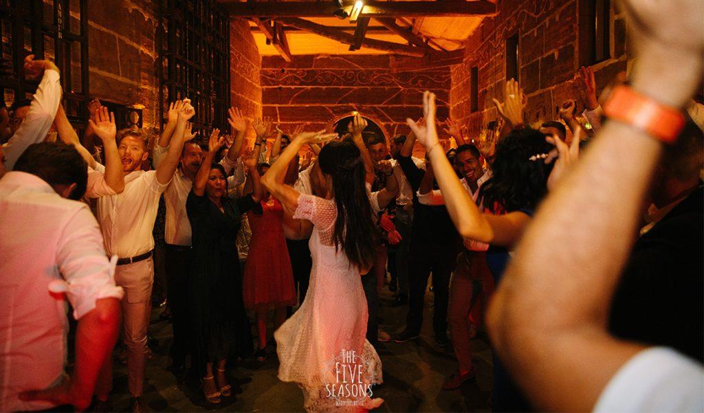 Chateau de Beauchamp mariage - Five seasons wedding band Lyon