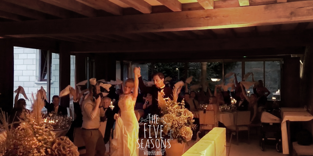 norvegian wedding in france- Five seasons is a wedding band, we live in Lyon. We play in france and Switzerland.