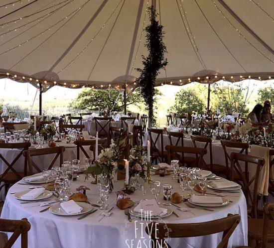 orchestre mariage L'orangerie des Terraces de Majorac - Mariage Five seasons wedding band