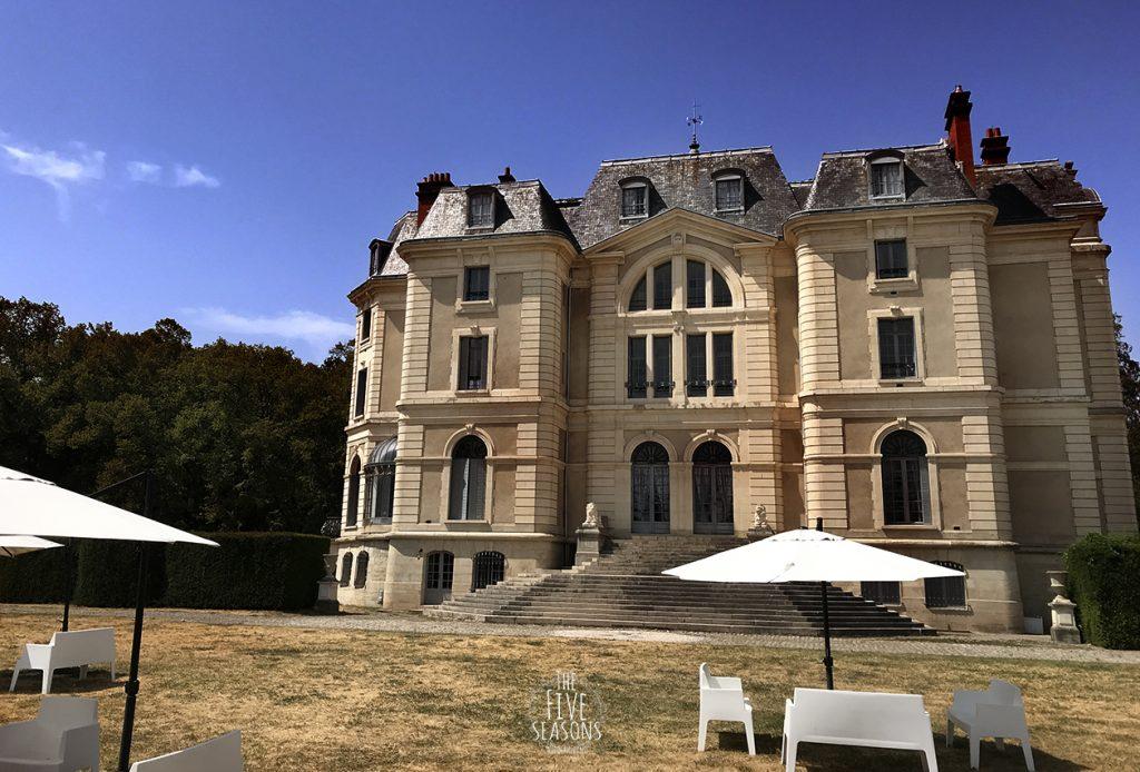 Château La Canière - Five seasons Lyon -chateau
